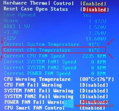 Screenshot Boostek-9x für Windows 8.1