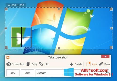 Screenshot ScreenShot für Windows 8.1