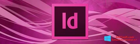 Screenshot Adobe InDesign für Windows 8.1