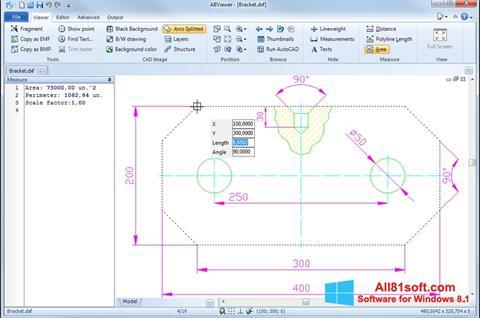 Screenshot ABViewer für Windows 8.1