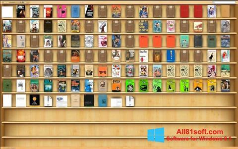 Screenshot Bookshelf für Windows 8.1