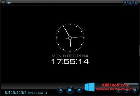 Screenshot Daum PotPlayer für Windows 8.1