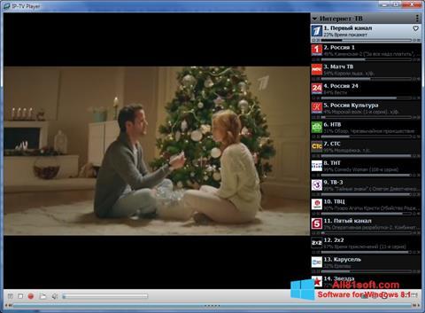 Screenshot IP-TV Player für Windows 8.1