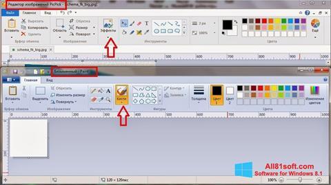 Screenshot PicPick für Windows 8.1
