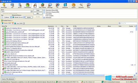 Screenshot eMule für Windows 8.1